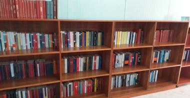 biblioteca della pace